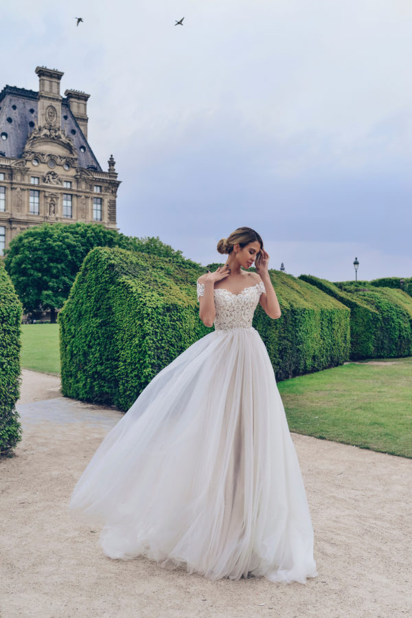 Paris phototour Wedding dress ph: Natalia Tsygina